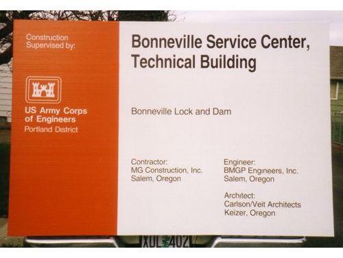 Bonneville Service Cntr.