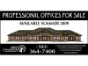 Professional Offices for Sale