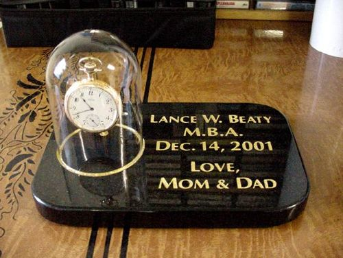 Lance Beaty gift
