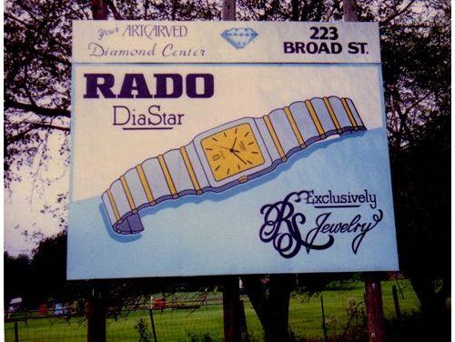 Rado DiaStar