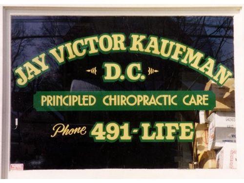 Jay Kaufman D.C.