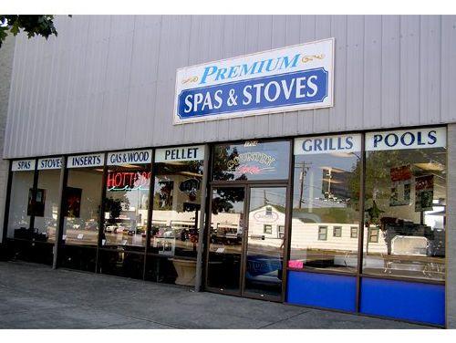 Premium Spa & Stoves