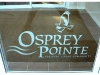 Osprey Pointe etching