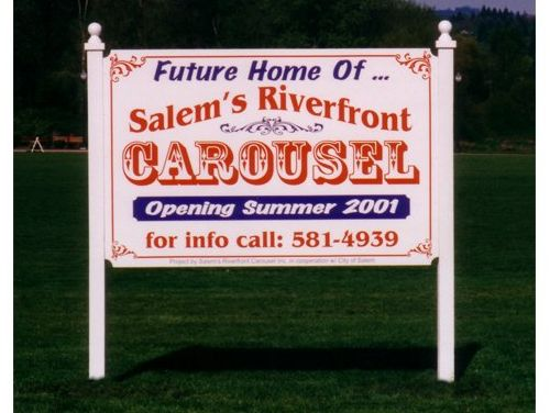 Future Home of Salem Carousel