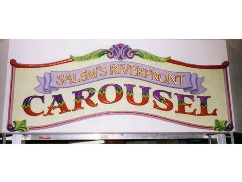 Salem Riverfront Carousel