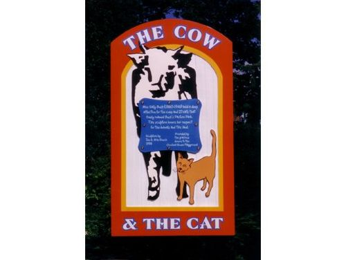 The Cow & the Cat