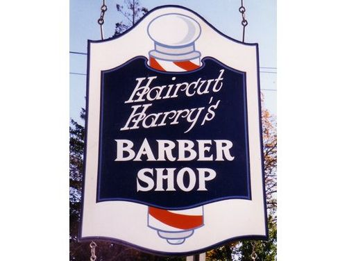 Haircut Harry's Barber Shop