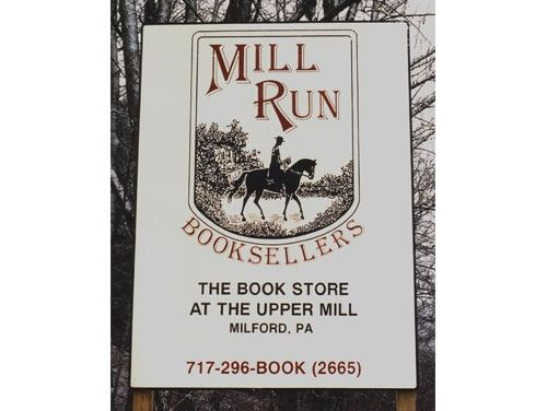 Mill Run Booksellers – large