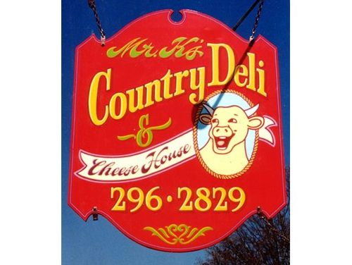 Mr. K's Country Deli