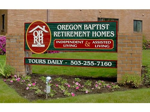 Oregon Baptist Retirement Homes
