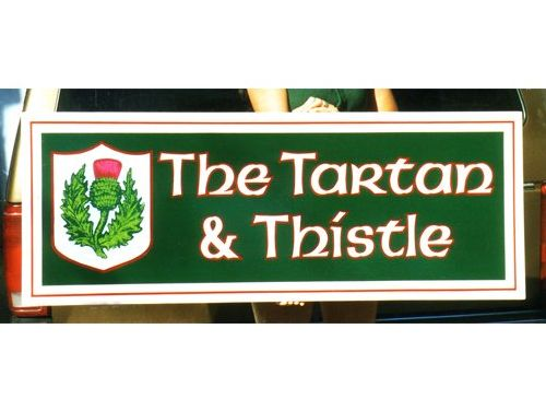 The Tartan & Thistle